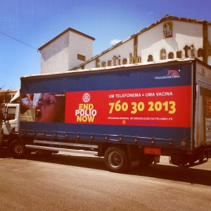 Camião Rotary Club de Águeda / TRANSAGUEDA